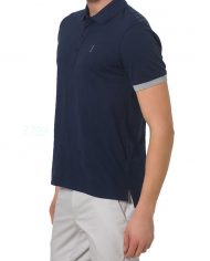 Hugo Boss Polo Shirt Dark Blue E0962YGU – Hugo Boss Mens T-Shirts Tops 5_3_LRG